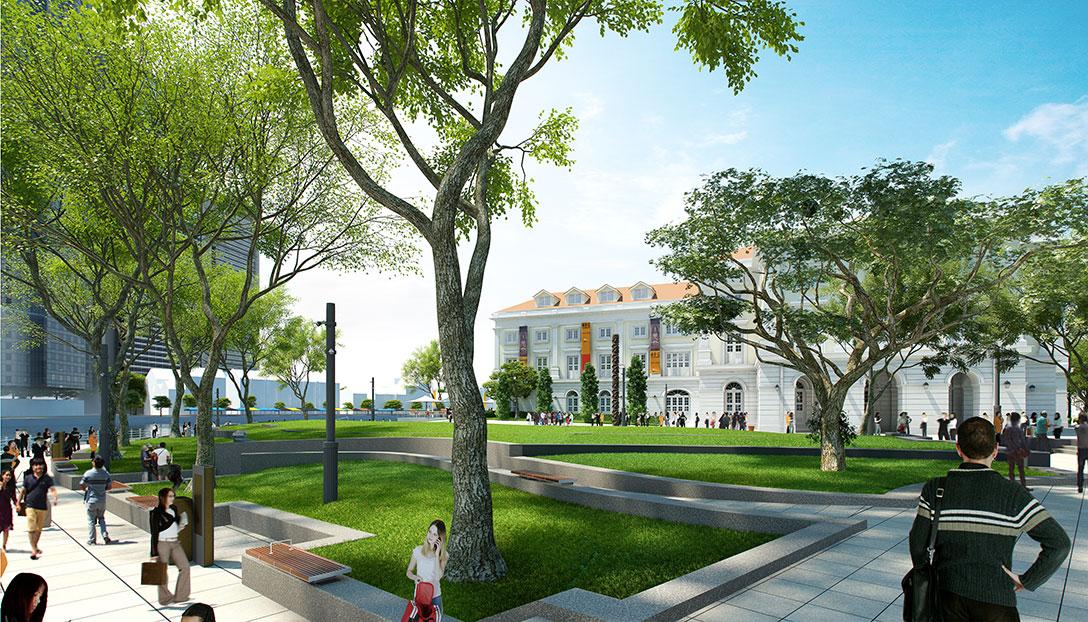 Empress Place Extension