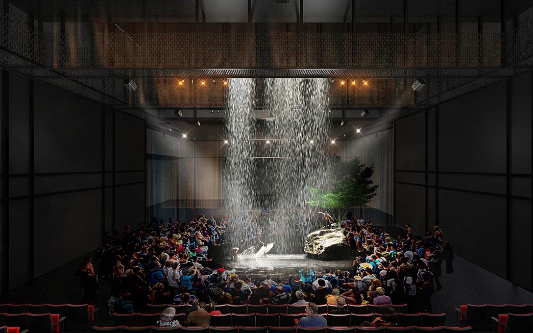 Esplanade Waterfront Theatre