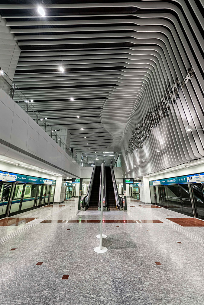 Little India MRT Station